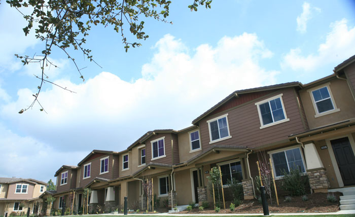 Front view of Fair Oaks 2