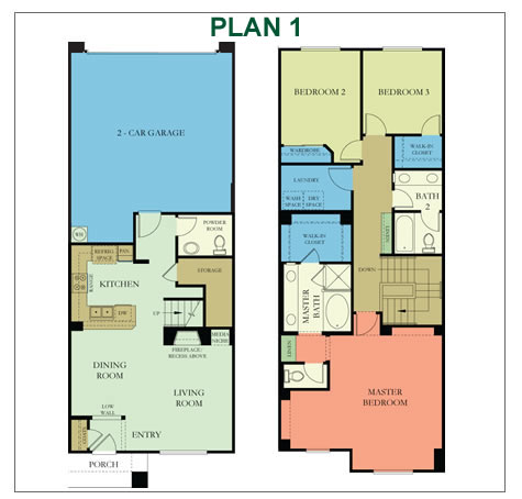 Wonderful Floor Plans 1A