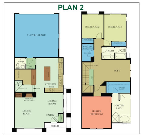 28 Floor Plan Of The Two Best 25 Two Storey House